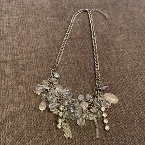 Ann Taylor statement necklace